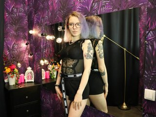 RubyStrawberry ass show recorded